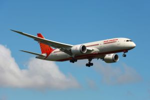 Air India takes record for world's longest flight