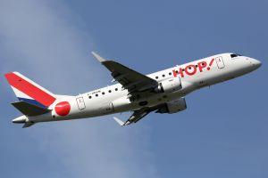 La compagnie Hop Air France étoffe son offre sur Lyon
