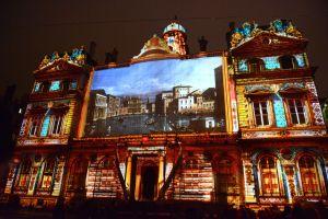La fête des lumières à Lyon est un rendez-vous à ne pas manquer