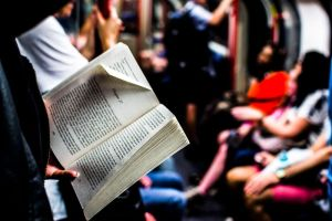 Romanian city makes public transport free for readers books