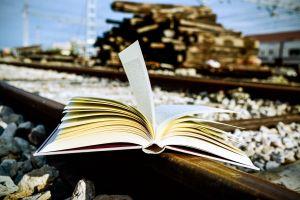 Rumänien - Bücher als Bahnticket