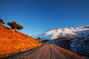 sciare in marocco a ifrane la piccola svizzera dell'atlante