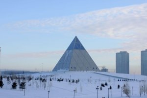 Voyage à Astana capitale la plus froide du monde
