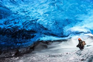 Amazing ice caves in Iceland take you inside glaciers