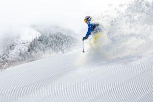 mejores estaciones esquí Canadá