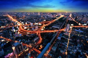 Discover Bangkok from above