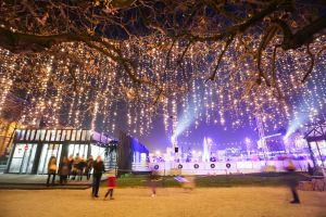 Europas schönste Weihnachtsbeleuchtung