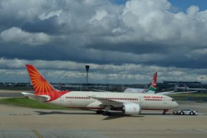 air india abre nueva linea entre madrid y nueva delhi