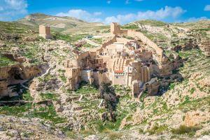 Il Monastero di Mar Saba, uno dei più importanti simboli cristiani del Medio-Oriente