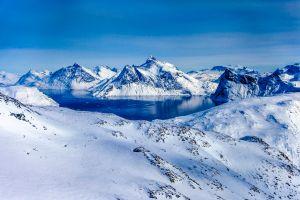 Besuchen Sie Grönland, bevor es geschmolzen ist!