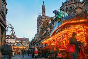 10 ciudades francesas para visitar en navidad