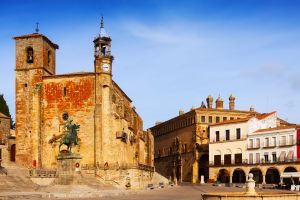 Cáceres new Game of Thrones location Spain