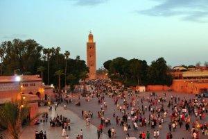 C'est facile de trouver un billet d'avion pas cher pour Marrakech