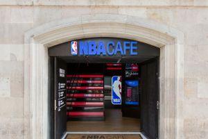 Voyage à Barcelone au premier NBA Café européen