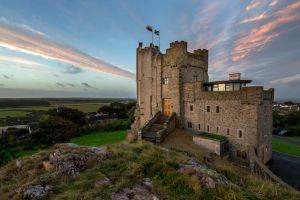 Le meilleur hôtel du Pays de Galles est un château du 12ème siècle