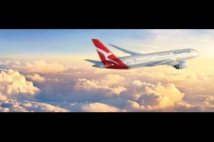 Billet d'avion pour un vol de 17h avec la compagnie aérienne Qantas
