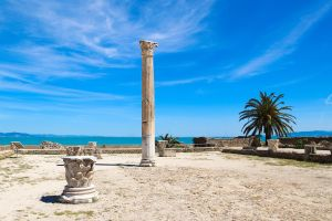 Voyage en Tunisie au nouvel aéroport de Tunis