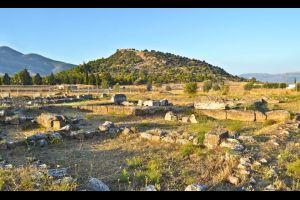Archäologen entdecken eine bisher unbekannte Stadt in Griechenland