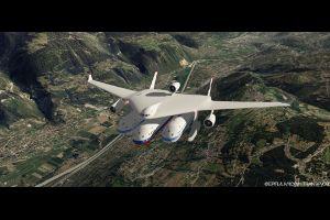 clip air el nuevo concepto de avion