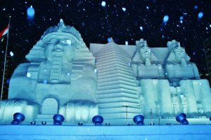 Guide to Sapporo Snow Festival Japan 2017