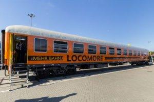 Allemagne Un train hypster entre Berlin et Stuttgart