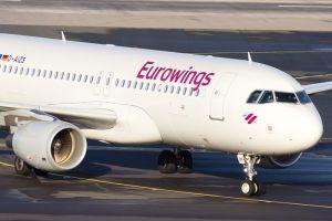 La grande novità Eurowings del wifi a bordo