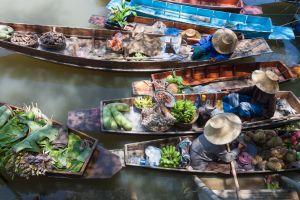 Destination la Thaïlande avec un billet d'avion pas cher au départ de paris en direction de Bangkok