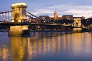 Budapest, Perle der Donau