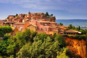 Le Luberon, une merveille de la nature française