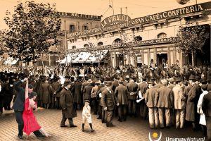 la cumparsita el baile de uruguay