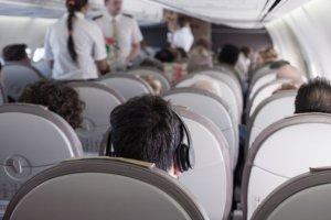 China plane passenger jailed five days listening to music during take off flight