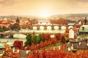 La République tchèque accessible dès à présent avec un billet d'avion pas cher Paris - Prague