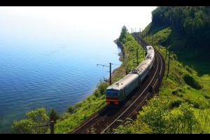 Von Moskau zum Baikalsee - Transsibirische Eisenbahn
