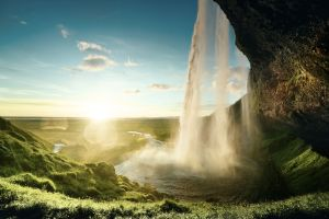 seljalandsá cascada de islandia