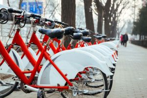 China soll 10 Millionen neue Mieträder bekommen