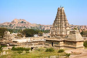 Hampi, das Tempel-Juwel von Südindien