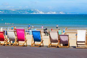 Weymouth best beach in the UK British favourite