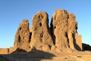Sudan Archäologe entdeckt eine geheimnisvolle Tempelanlage