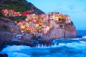cinque terre las cinco maravillas de italia