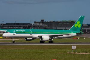 La compagnie aérienne Aer Lingus propose un vol Paris Miami