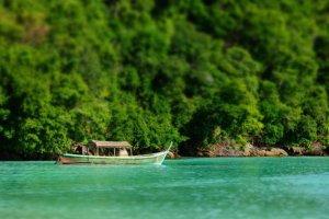 Das Mergui-Archipel Burmas einsames Paradies