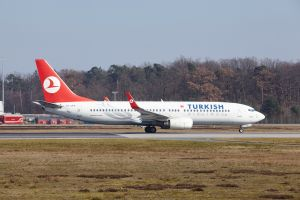 Turkish Airlines ligne Alger