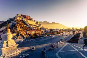 el palacio de potala una maravilla del mundo hogar del dalai lama