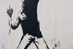 Banksy eröffnet Walled Off Hotel in Bethlehem