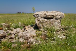 Mystérieux dolmen découvert en Galilée