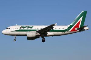 Arrêts vols Alitalia