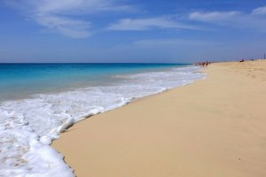 places to go exotic island boa vista cape verde
