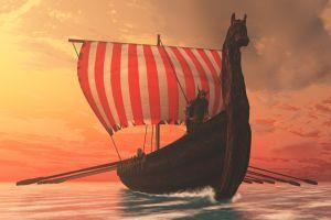 el primer parque de atracciones de vikingos