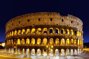 colosseum rome to open underground passages for night time tours