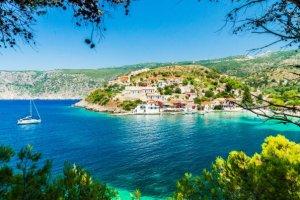 Corfu Greek greenest island guide